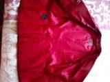 Пиджак кожаный. Фото 3.