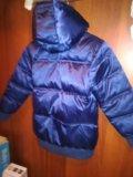 Куртка пуховая на мальчика. Фото 1.