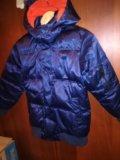 Куртка пуховая на мальчика. Фото 2.