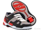 Кроссовки ролики heelys override новые. Фото 2.