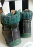 """Демисезонные ботинки""""котофей"""". Фото 2."""