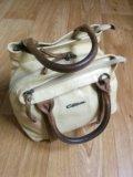 Кожаная сумка giorgio ferretti. Фото 1.