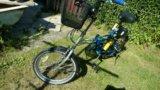 Электровелосипед. Фото 3.