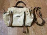 Кожаная сумка giorgio ferretti. Фото 2.