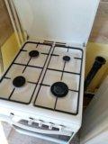 Кухонная плита веко и вытяжка ханса. Фото 2.