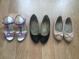 Обувь на девочку. Фото 1.