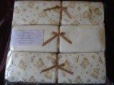 Набор детских пеленок премиум в упаковке 6 шт. Фото 1.