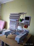 Вышивальная машина. Фото 1.