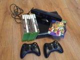 Xbox 360e 500гб. Фото 2.