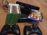 Xbox 360e 500гб. Фото 1.