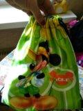 Мешок детский новый. Фото 2.