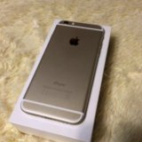 Iphone 6 gold. Фото 2.