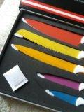 Набор керамических ножей. Фото 1.
