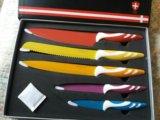 Набор керамических ножей. Фото 2.