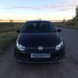 Volkswagen polo sedan. Фото 3.