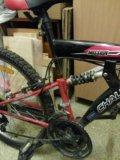 Взрослый велосипед challenge mission 18 скоростей. Фото 3.