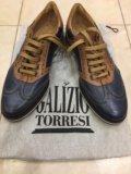 Новые туфли galizio torresi италия. Фото 1.