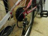 Взрослый велосипед challenge mission 18 скоростей. Фото 4.