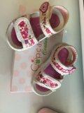 Обувь для девочки- 4 пары. Фото 1.