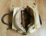 Кожаная сумка giorgio ferretti. Фото 3.