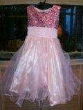 Платье детское праздничное. Фото 2.