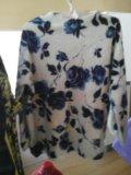 Женский свитер тёплый из ангорки. Фото 1.