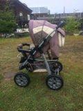 Продам коляску-трансформер. Фото 1.