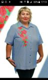 Блуза женская. Фото 1.