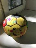 Мяч музыкальный fisher price. Фото 1.