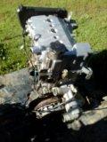 Двигатель на приору. Фото 2.