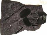 Стёганная куртка burberry в идеале. Фото 2.