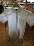 Рубашка на 7-8 лет. Фото 1.
