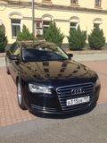 Audi a 8 2011г 3.0 290 л.с. Фото 1.