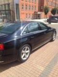 Audi a 8 2011г 3.0 290 л.с. Фото 3.