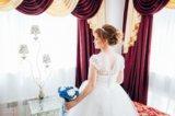 Свадебное платья. Фото 1.
