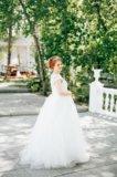 Свадебное платья. Фото 3.
