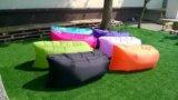 Надувной диван лежак. Фото 1.
