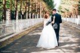 Свадебное платья. Фото 4.
