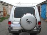 Hyundai галлопер 1999. Фото 4.