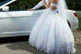 Классическое пышное платье. Фото 2.