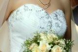Классическое пышное платье. Фото 3.