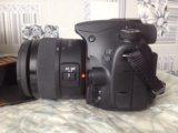 Зеркальный фотоаппарат sony. Фото 2.