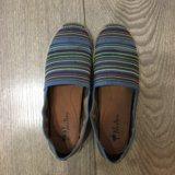 Слиппоны, ботинки цветные. Фото 2.