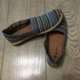 Слиппоны, ботинки цветные. Фото 1.