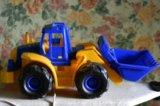 Машинки, трактора. Фото 2.