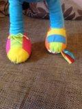 Развивающая игрушка(заяц). Фото 3.