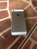 Iphone 5s/16gb gold. Фото 1.