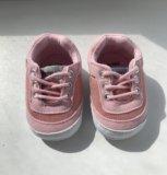 Новые пинетки-кроссовки. Фото 4.