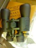 Новый бинокль с зумом день-ночь 10х-180х100 сакура. Фото 1.