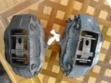 Тормозные суппорты бмв е38 728-735 brembo 4-pot. Фото 1.